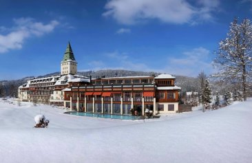 schloss elmau winter