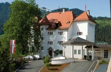 Schloss Lebenberg Aussenansicht