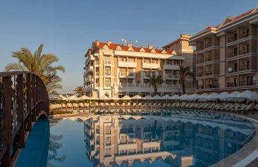 Hotel SENTIDO Turan Prince Außenansicht