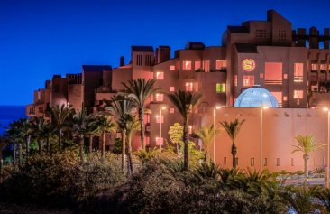 Sheraton La Caleta Resort Aussenansicht