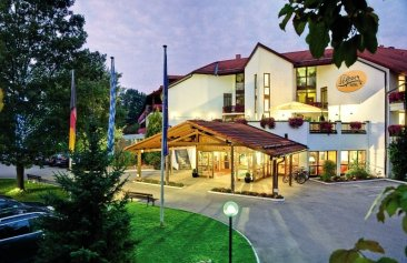 Hotel St. Georg Außenansicht