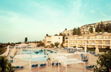Hotel SunConnect Kipriotis Aqualand