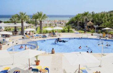 SunConnect One Resort Monastir Pool