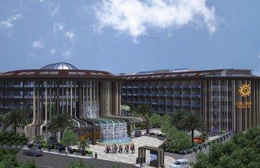 Sunmelia Beach Resort & Spa Außenansicht