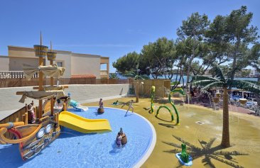 Intertur Hotel Miami Ibiza Splashpool