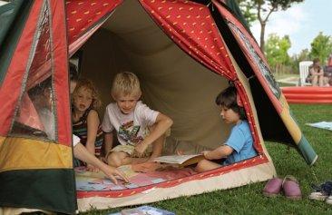 Campingurlaub