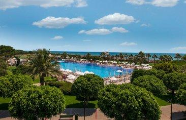 Hotel Voyage Belek Golf & Spa Außenansicht