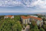 IFA Rügen Hotel & Ferienpark Außenansicht