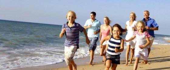 Urlaub mit Großeltern