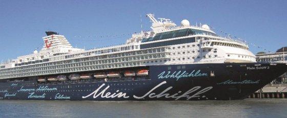 Kreuzfahrten mit TUI Mein Schiff