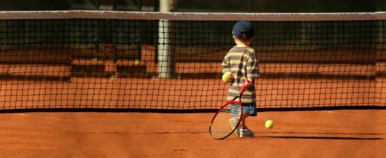 Familienhotels Tennis
